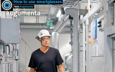 safety gear and smartglasses