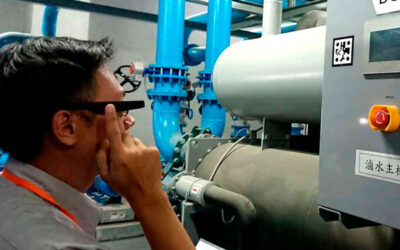 Google Glass and SmartAlert in use by Nextek personnel