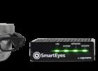 SmartEyes box with webcam and Iristick smartglasses