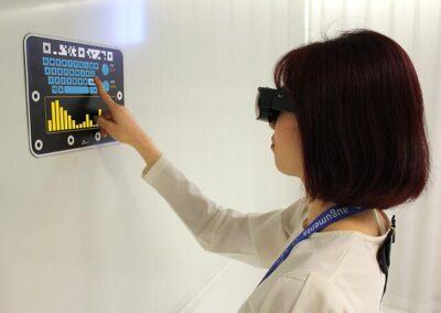 View to SmartPanel controls
