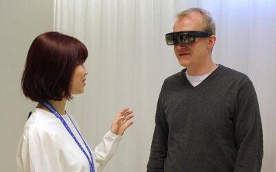 ODG R-9 smartglasses