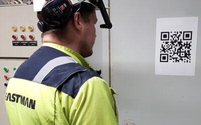 AR improving worker safety